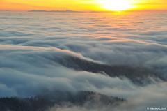 a wish come true (.:: Maya ::.) Tags: park sunset sea mountains clouds central dream rila national balkan bulgarian stara     planina          mayaeye mayakarkalicheva