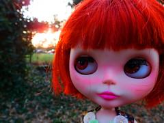 Lucille's Evil Eyes