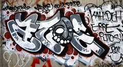 aloe (thesaltr) Tags: art graffiti aloe bayarea southbay t008 thesaltr