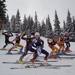 BCST Women's team in Apex speed camp Jan 2012
