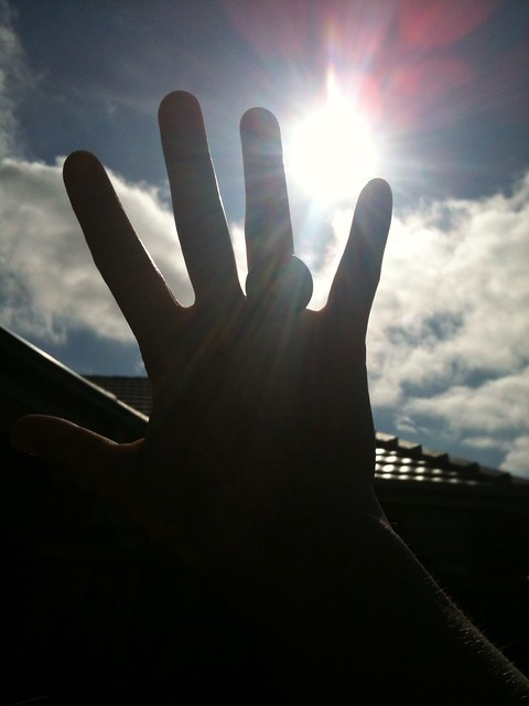 Grab the sun