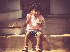 I don't have anything better to do. (karthipec) Tags: dakshinchitra