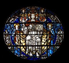 """Christ the King window, Christ Church • <a style=""""font-size:0.8em;"""" href=""""http://www.flickr.com/photos/75865141@N03/6814809281/"""" target=""""_blank"""">View on Flickr</a>"""
