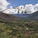 Il bel paesaggio con Abancay sullo sfondo (scattata dalla salita per Andahuaylas)
