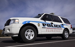 Florance Police Ford Expedition (Pyrat Wesly) Tags: arizona ford expedition canon police florance 60d efs18200mmf3556is