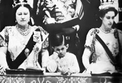Charles is bored at his mother's coronation (Doc Kazi) Tags: ireland england scotland elizabeth britain jubilee queen diamond ii monarch british isles 19522012