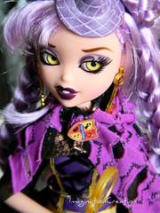 Purple Witch (StrawberryPuddle) Tags: cute pretty purple witch yasmin brat bratz brazilla bratzilla aadorable