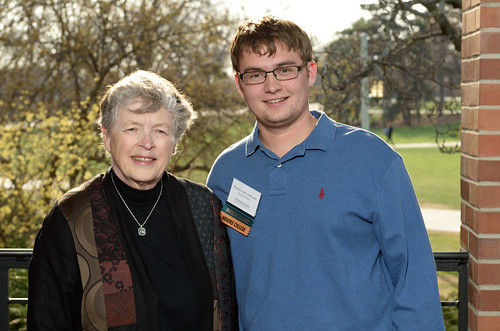 2014 Spring President's Graduate Reception