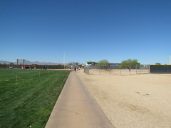 To the Minor League Complex at Surprise Stadium -- Surprise, AZ, March 09, 2016 (baseballoogie) Tags: arizona canon baseball stadium az powershot surprise ballpark springtraining royals kansascityroyals cactusleague baseballpark surprisestadium 030916 sx30is canonpowershotssx30is baseball16