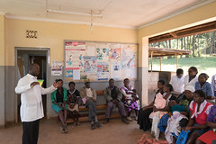 Kenya February 2016 (mcspglobal) Tags: woman baby education kenya mother event newborn breastfeeding facility maternal