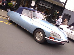 Stratford Festival Of Motoring. 1st May 2016 (ukdaykev) Tags: show classic car classiccar transport citroen ds may convertible citron vehicle stratford stratforduponavon midlands ds21 motoring 2016 classictransport stratfordfestivalofmotoring xof295j