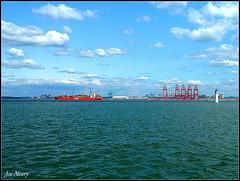 Views from New Brighton (exacta2a) Tags: docks ships rivers mersey newbrighton merseyside lliverpool