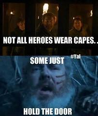 Game of Thrones meme #GameofThrones #GoT #Tyrion #Lannister #Arya #Stark #Daenerys #Targaryen #JonSnow #Hodor #Humor (GameofThronesFreak) Tags: snow game jon humor arya got stark thrones daenerys tyrion lannister targaryen hodor