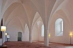 King's Hall (umoilanen) Tags: building castle history window museum architecture buildings finland hall arch interior room medieval ceiling vault vaulted museums