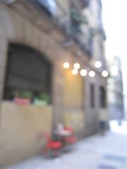 El born (Ana De Haro) Tags: barcelona city born calle bcn ciudad desenfoque elborne boked
