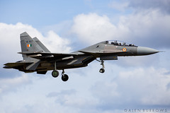 IAF SU-30 (galenburrows) Tags: airplane aircraft military jet airforce su30 trenton planespotting iaf indianairforce ytr cytr