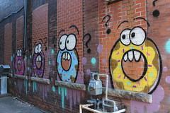 St. Catharines Street Art (jmaxtours) Tags: streetart ontario graffiti stcatharines graffitialley stcatharinesontario stcatharinesstreetart