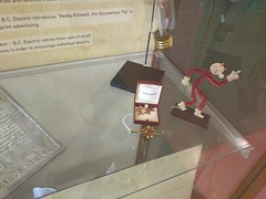 It's Reddy Kilowatt! (Alex-Boy) Tags: canada dam columbia british hydroelectric bchydro hydroelectricity