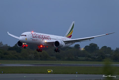 Ethiopian Airlines 787-8 ET-A00 (birrlad) Tags: morning ireland dublin toronto sunrise airplane dawn airport aircraft aviation airplanes wing landing international finals airline boeing arrival airways flex approach airlines addisababa beacon runway dub airliner arriving ethiopian 787 b787 dreamliner 7878 b788 et502 etaoo