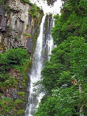 Pistyll Rhaeadr waterfalls (jo92photos) Tags: mountains beautiful beauty wales countryside peaceful waterfalls highest northwales pistyllrhaeadr