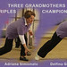Three grandmothers winners