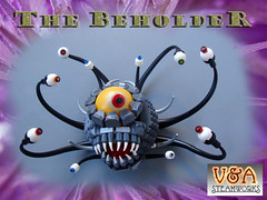 The Beholder by V&A Steamworks (V&A Steamworks) Tags: monster lego dragons fantasy va dd creature steamworks dungeons beholder moc