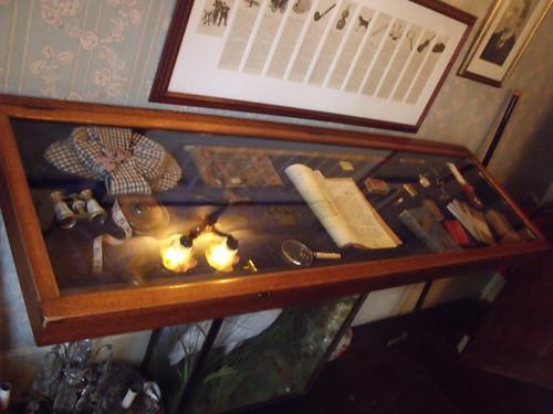 The Sherlock Holmes Museum - 221b Baker Street, London