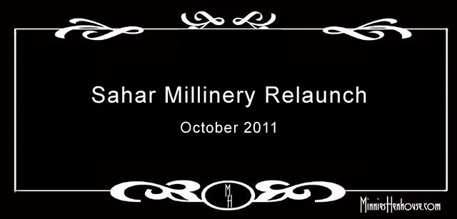 Album Cover | Sahar Millinery