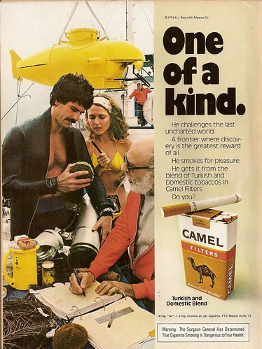 Camel Cigarettes Advert 1978 A Photo On Flickriver