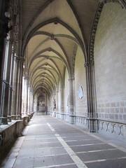 Claustro de la Catedral de Pamplona (twiga_swala) Tags: architecture arquitectura cathedral gothic catedral gothique pamplona navarre navarra claustro gtica irua gtico clotre cloistres