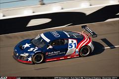 APR Motorsport - R8 LMS Testing