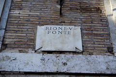 "Rione Ponte • <a style=""font-size:0.8em;"" href=""http://www.flickr.com/photos/89679026@N00/6481909295/"" target=""_blank"">View on Flickr</a>"