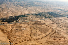 Israel From above (xnir) Tags: from above landscape israel inflight view flight land nir  benyosef xnir  photoxnirgmailcom