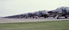 McDonnell Douglas RF-4C Phantom II (Nigel Musgrove-1.5 million views-thank you!) Tags: usa exercise south august bee salty ii carolina phantom douglas usaf shaw 1979 raf afb mcdonnell trw alconbury rf4c 363rd