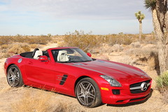 SLS AMG Roadster: It Flies Without the Wings (Mercedes-Benz Reporter) Tags: wings it flies without sls amg roadster