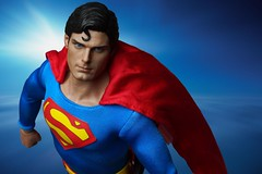 Superman (PowerPee) Tags: dc sony superman alpha slt clarkkent a77 hottoys