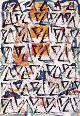 easy flight (divedintopaint) Tags: ferrara astratto quadri espressionismo dived informale neoprimitivismo