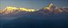 Sarangkot Sunrise, Nepal (Ver. II) (Souvik_Prometure) Tags: nepal sunset panorama sunrise kathmandu everest pokhara annapurna sarangkot mounteverest nagarkot phewalake autopano fewalake sigma70200mmf28 phewatal sarankot sigma70200mm machapuchare nikond7000 souvikbhattacharya mountannapurna mountmachapuchare
