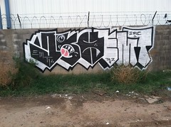 Ash emt (derick the great) Tags: arizona phoenix graffiti az ash graff emt phx