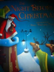 Celebration (sunny_hels) Tags: christmas book nightbeforechristmas odc ourdailychallenge