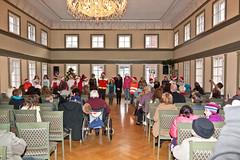 Adventsauftritt 2011 der Regelschule im Fröbelsaal