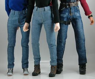 TTL PMC Baby - Blue Jeans Comparison