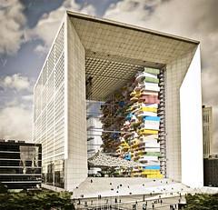 Stephane Malka, Auto-Defence (Redesign Magazine) Tags: urban architecture book design futuristic gestalten  stephanemalka autodefence