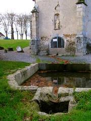 La fontaine Gallo-romaine de Saint-Rmy - Chapelle Saint-Jean-Baptiste - Saint-Sauvier - Allier - Auvergne - France (vanaspati1) Tags: france  allier fontaine chapelle auvergne saintrmy saintsauvier