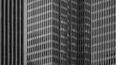 12130 (janeland) Tags: sanfrancisco blackandwhite bw abstract architecture monotone nb axonometric 94111 embarcaderocenter panelized