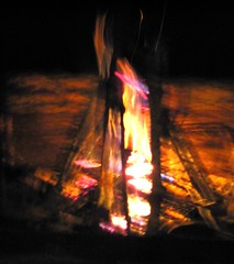 the geometry of fire (LauraSorrells) Tags: light home fire flame hearth firelight thecove