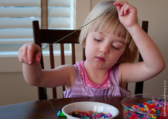 (Colleen Foucault Photography) Tags: clara beads toddler babygirl beadednecklace photosbycolleenfoucaultphotography
