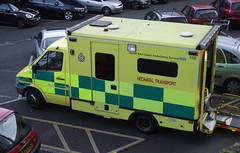 South East Coast Ambulance Service / Mercedes Sprinter / Neonatal Transport Ambulance / 100 / RX55 UNS (Chris' Transport Pics) Tags: life uk blue light england film speed hospital lights bars pix fuji threatening united fine 911 blues samsung kingdom ambulance medical health national nhs finepix trust and fujifilm service hd saving emergency medic paramedic savers 112 siren 999 twos strobes lightbars rotators vluu pl81 pl90 sl630 leds s2750