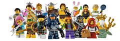 LEGO Minifiguren Serie 7 (THE BRICK TIME Team) Tags: red brick bunny nerd geek lego space great pipes may 7 player tennis highland riding seven hood hippie series minifig minifigs collectors tarzan schwimmer ghb hase 2012 merman bagpipe affe wassermann neptun dudelsack wikinger spieler minifigures rotkaeppchen schottische minifiguren