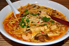 hot and sour noodle soup (Ian Riley) Tags: street food hot soup chinese kingdom australia adelaide noodle sa sour southaustralia gouger